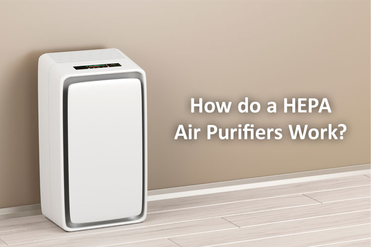 How does a HEPA Air Purifier Work?