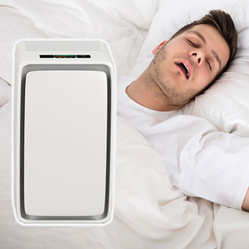 5 Best Air Purifiers to Reduce Snoring