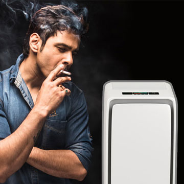 5 Best Air Purifier for Cigarette & Weed Smoke Removal