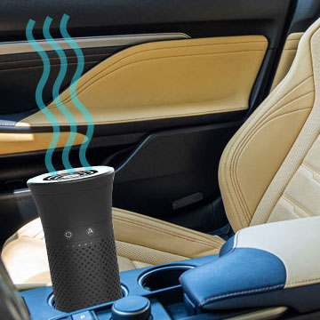 5 Best Car Air Purifiers for a Healthy Travel